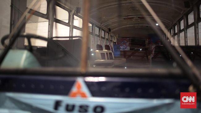 Fuso Belum Tertarik Ikuti BYD Investasi Bus Bertenaga Listrik