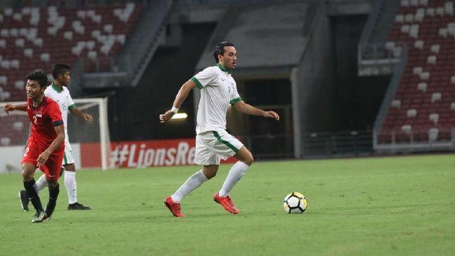 Pelatih Singapura Akui Timnas Indonesia U-23 Lebih Berkelas