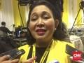Respons Titiek Soeharto Tanggapi Pidato Prabowo