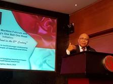 Jusman Syafii Djamal Jadi Komut PT Kereta Api Indonesia