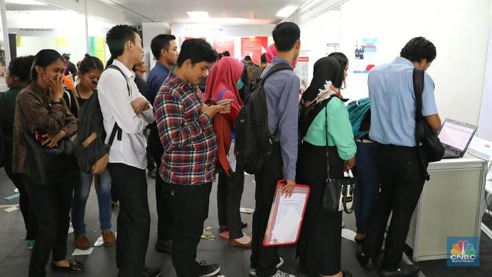 Pemerintah Klain Angka Pengangguran Indonesia Dilevel Terendah