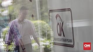OJK Sebut Ada 200 Perusahaan Gadai 'Gelap'