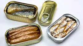 BPOM Minta Importir Tarik Ikan Kaleng Bercacing dari Pasaran