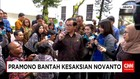 Pramono Anung Bantah Kesaksian Setya Novanto di Sidang
