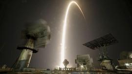 FOTO: NASA Kembali Pakai Roket Soyuz MS08 untuk Misi Terbaru