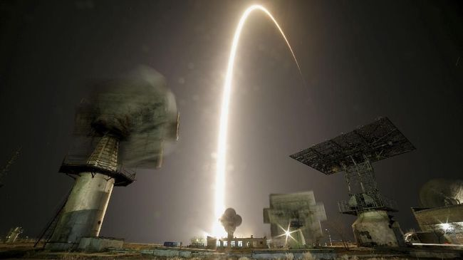 Rusia Tuding Lubang di ISS sebagai Aksi Sabotase