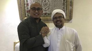 Rizieq Shihab Dukung Prabowo Maju Capres 2019