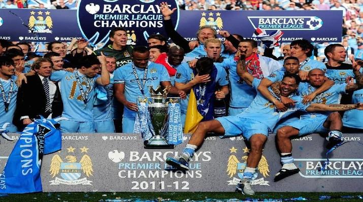 Klub sepakbola asal Inggris Manchester City ibarat mobil mewah.
