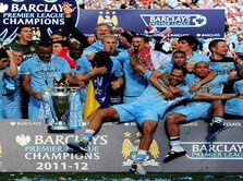 Tajir Melintir, Harga Skuat Manchester City Sentuh Rp 15,71 T