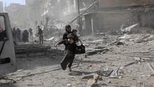 ISIS Klaim Bom Mobil Mematikan di Ibu Kota Suriah