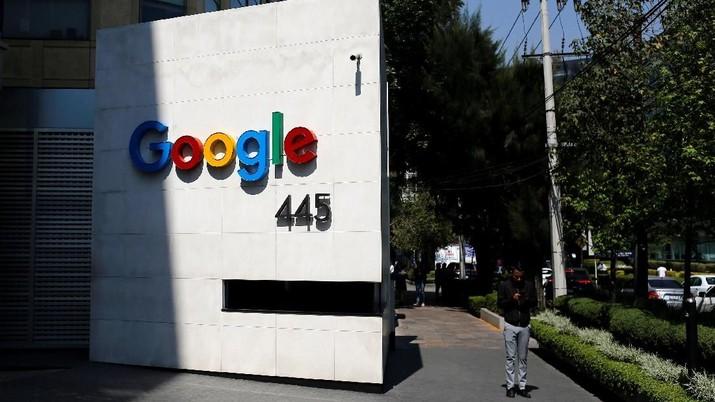 Google Dijatuhi Denda Rp 72 T, Trump Siapkan Balasan untuk UE