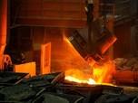 Manufaktur RI Melaju di Kuartal I-2019, Industri Logam Loyo