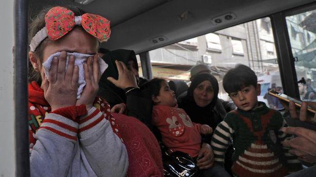Trump Ancam Serang Suriah, KBRI Belum Perlu Pindah