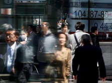 Ramai Sentimen Positif, Bursa Tokyo Ditutup Naik Tipis