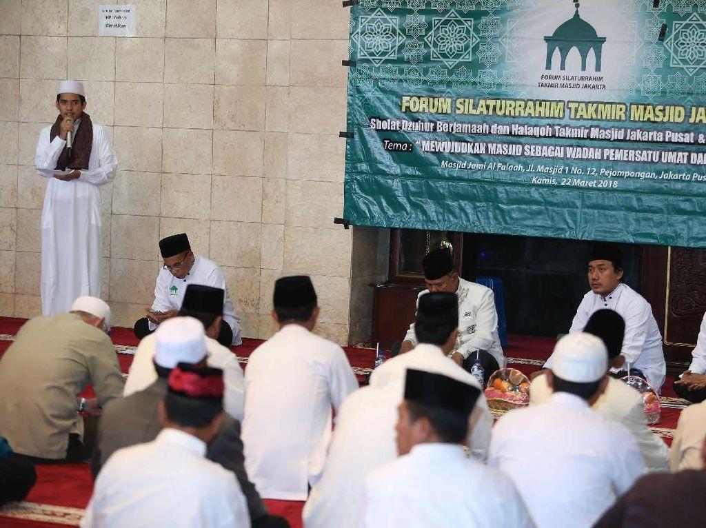 Halaqoh Takmir Masjid Se-Jakarta