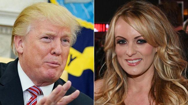 Bintang Porno Akan Bongkar Skandal dengan Trump Lewat Buku