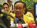 Akbar Tandjung Bersyukur Jika Gerindra Masuk Kabinet Jokowi