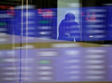 Bursa Saham Asia Ditutup Bervariasi Jelang Akhir Pekan