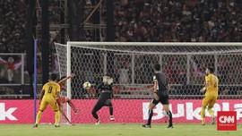 Awan Setho Tuai Pujian di Laga Bhayangkara FC vs Persija