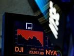 Yield SBN AS Naik, Dow Futures Kembali Bergerak di Zona Merah