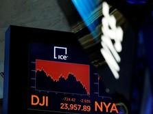 Momen Terburuk Diyakini Terlewati, Dow Futures Menguat 1,1%