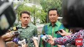 Egy Maulana Dapat Pesan Khusus dari Presiden Jokowi