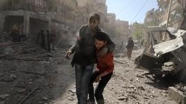 FOTO: Pertempuran Terakhir di Ghouta Timur