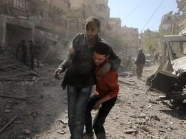 Mengosongkan Ghouta Timur