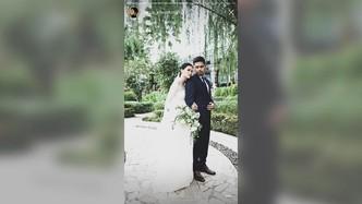 Petra Sihombing Sah Menikah dengan Firrina Sinatrya