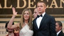 Brad Pitt-Jennifer Aniston Disebut Rujuk Berkat Clooney