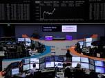 Tensi Perang Dagang Memanas, Saham-saham Eropa Melemah
