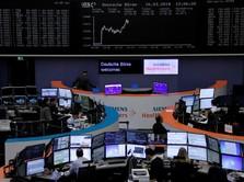 Bursa Eropa Berayun ke Zona Hijau di Pembukaan