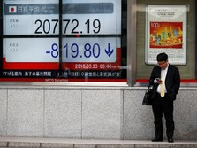 Aksi Profit Taking Dorong Bursa Tokyo Turun 0,21%