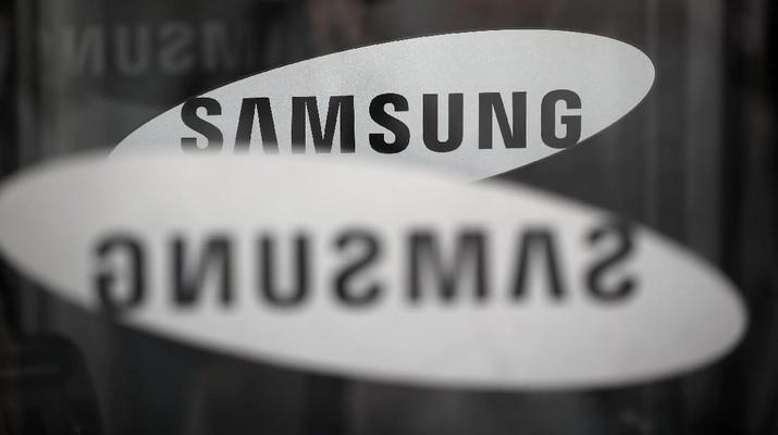 Laba Q2 Samsung Anjlok 56% ke US$ 5,5 M, Efek Perang Dagang?
