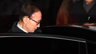 Korupsi, Mantan Presiden Korsel Divonis 15 Tahun Penjara
