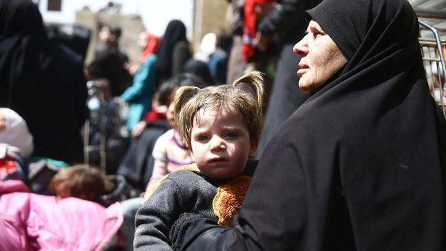 Dubes Suriah Optimistis Perang Saudara akan Segera Berakhir
