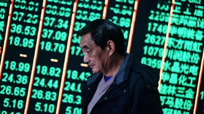 Stimulus di China Bawa Indeks Shanghai Menguat