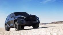Karlmann King Disebut Sebagai SUV Termahal di Dunia