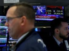 Investor Masih Pede, Dow Futures Menguat Tipis