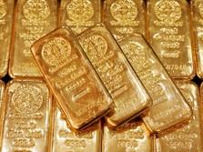 Beli Emas 10 Tahun Lalu, Uang Anda Cuma Nambah 47,69%