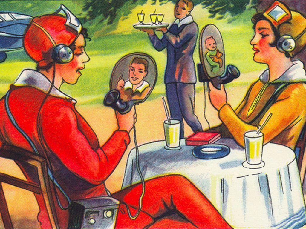 Prediksi Teknologi dari Masa Lalu yang Mengejutkan