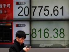 Bursa Saham Tokyo Ditutup Menguat 0,28%