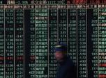 Grogi Nantikan Data Ekspor-Impor, Indeks Shanghai Melemah