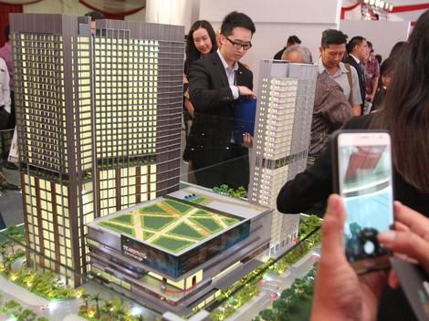 Pembangunan Super Blok Trans Park Bintaro Dimulai