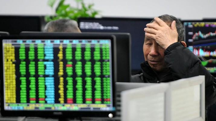 Dibayangi Lesunya Ekspor China, Bursa Saham Asia Tetap Hijau - Rifan Financindo