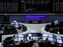 Sentimen Dagang Mengemuka, Bursa Eropa Ditutup Bervariasi