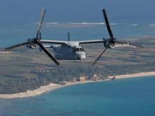 8 Pesawat MV-22 Osprey AS akan Diborong RI Rp 28 T