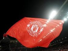 Gabung European Super League, Saham MU Nanjak 6%, Juve 17%!