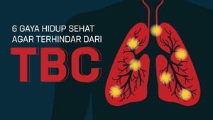 6 Gaya Hidup Sehat Agar Terhindar dari TBC