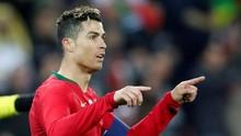 Tampil di Pertandingan ke-900, Ronaldo Jadi Pahlawan Portugal